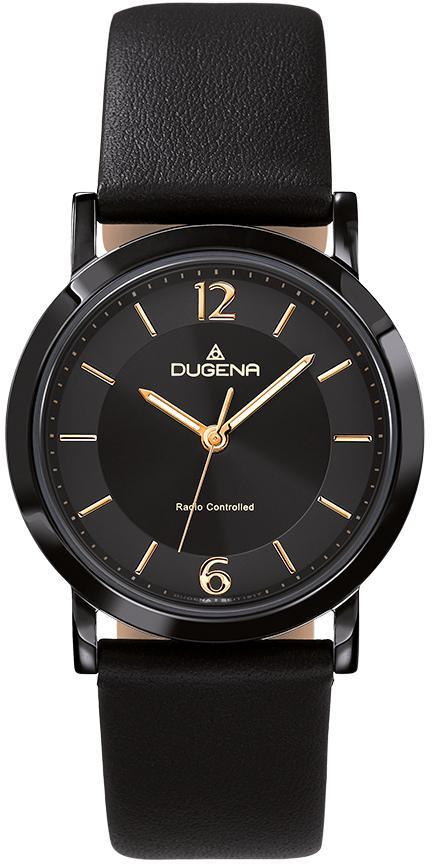 Dugena Funkuhr 4460843 | Uhren > Funkuhren | Schwarz | Dugena