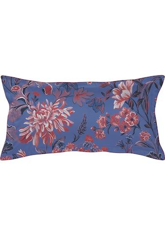Curt Bauer Kissenbezug »Johanne«, (1 St.), florales Motiv kaufen