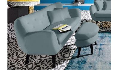 INOSIGN 2-Sitzer, im Retro-Style kaufen