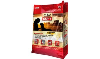MAC'S Trockenfutter »Soft Adult Dog Huhn & Fisch«, für Hunde, 15 kg kaufen