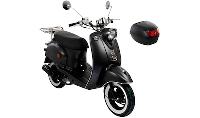 AGM MOTORS Motorroller »GMX 460 Retro Classic NF Edition«, 3,1 PS, inkl. Topcase kaufen