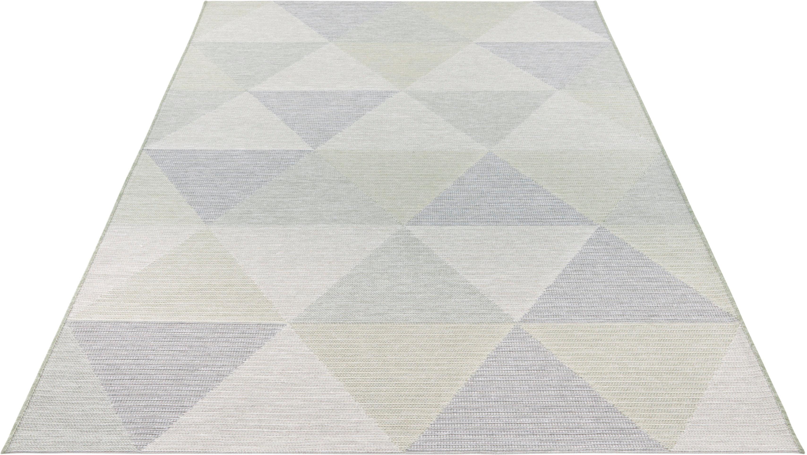 Teppich Sevres ELLE Decor rechteckig Höhe 4 mm maschinell gewebt