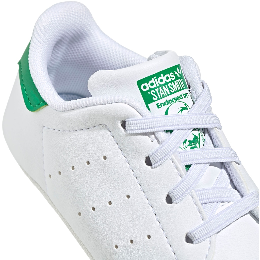 adidas Originals Lauflernschuh »STAN SMITH CRIB PRIMEGREEN«