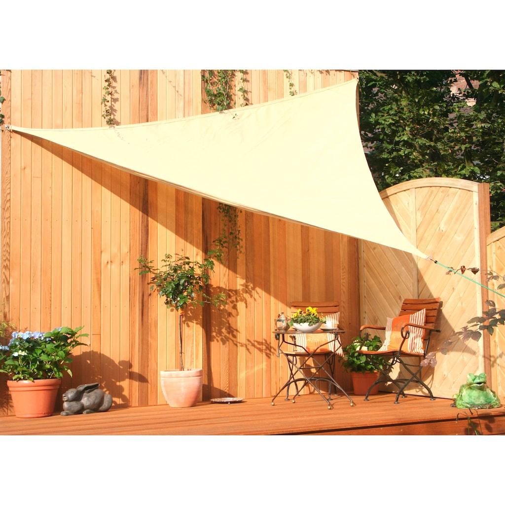 Floracord Sonnensegel, Schenkellänge: 300 cm