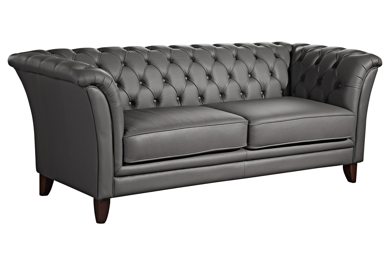 Max Winzer® Chesterfield Sofa »New Castle«, mit edler Knopfheftung, 2-Sitzer oder 2,5-Sitzer