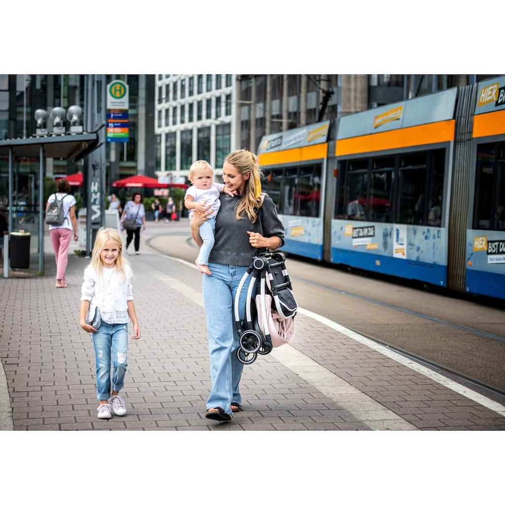 Hauck Kinder-Buggy »Colibri«, 22 kg, mit schwenk- und feststellbaren Vorderrädern; Kinderwagen, Buggy, Sportwagen, Sportbuggy, Kinderbuggy, Sport-Kinderwagen