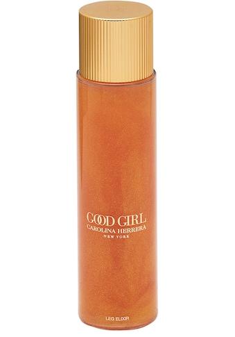 Carolina Herrera Körperöl »Good Girl Leg Elixir« kaufen