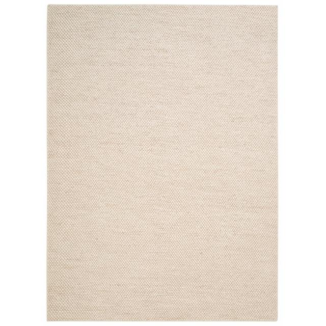 Wollteppich, »Wolly«, My HOME, rechteckig, Höhe 14 mm, handgewebt