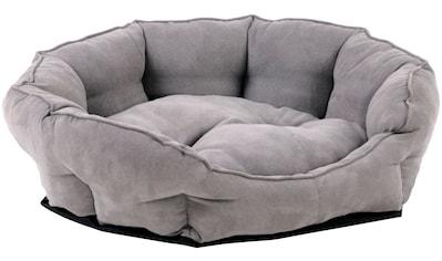 SILVIO design Tierbett »George S«, BxLxH: 38x45x18 cm, hellgrau kaufen