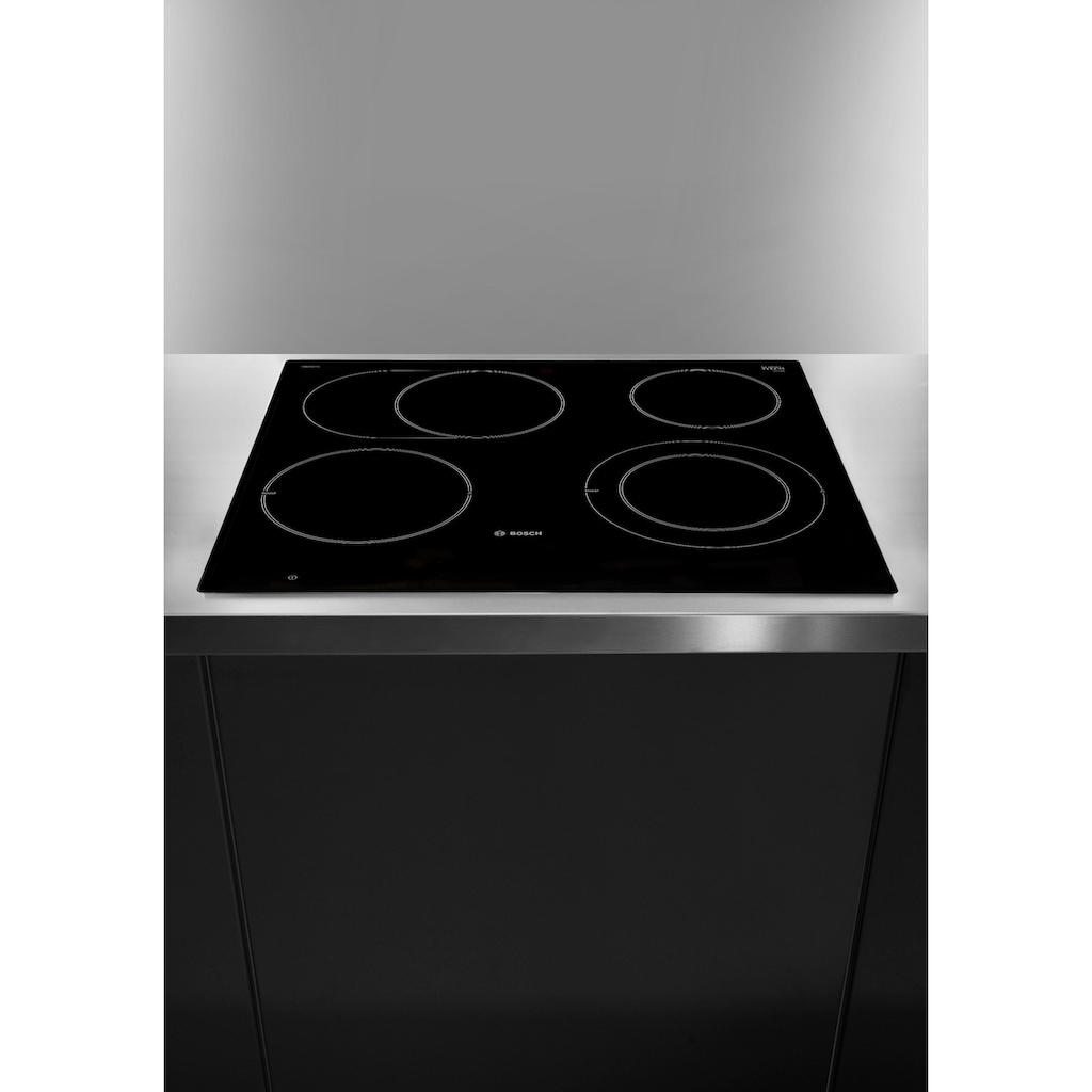 BOSCH Elektro-Kochfeld von SCHOTT CERAN®, PKN601DP1D, mit Powerboost-Funktion