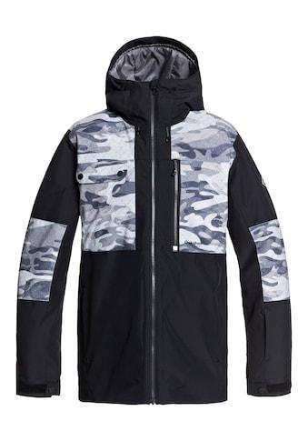 Quiksilver Snowboardjacke »Tamarack« kaufen