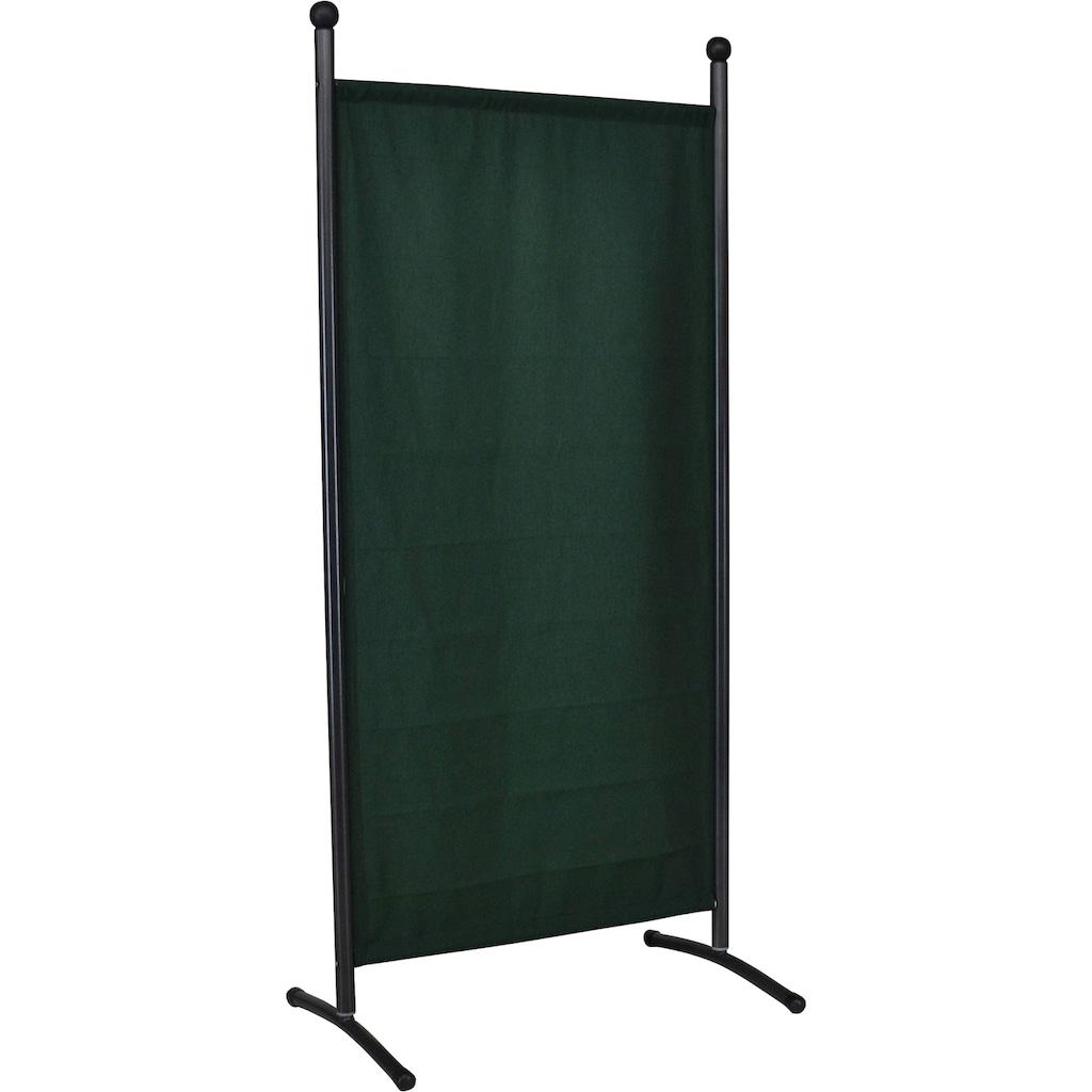 Angerer Freizeitmöbel Stellwand »Klein grün«, (B/H): ca. 82x178 cm