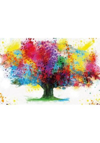 Reinders! Deco-Panel »Coloured Tree« kaufen