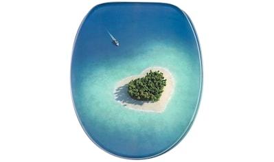 Sanilo WC-Sitz »Dream Island«, mit Absenkautomatik kaufen