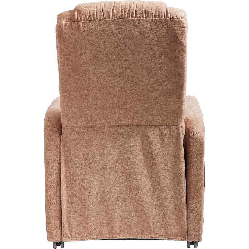 Duo Collection TV-Sessel, elektrisch,mit Aufstehhilfe
