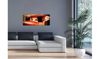 """Marmony Infrarotwandheizung »MOTIV-Heizkörper """"Arabic Eyes"""", 800 Watt«, aus deutschem... kaufen"""