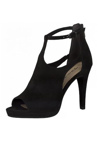 Tamaris High-Heel-Sandalette »Textil« kaufen