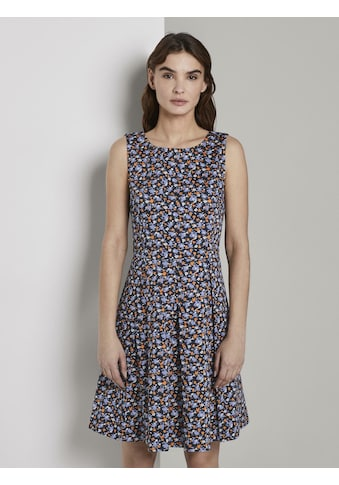 TOM TAILOR Sommerkleid »Gemustertes Kleid« kaufen