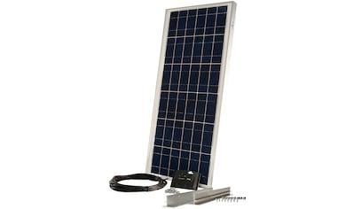 SUNSET Set: Solarstrom - Set für Freizeit, Camping und Boot, 60 Watt kaufen