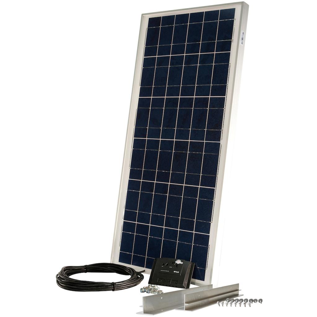 Sunset Solarmodul, für Freizeit, Camping und Boot, 60 Watt