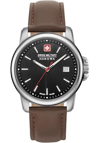 Swiss Military Hanowa Schweizer Uhr »SWISS RECRUIT II, 06-4230.7.04.007« kaufen