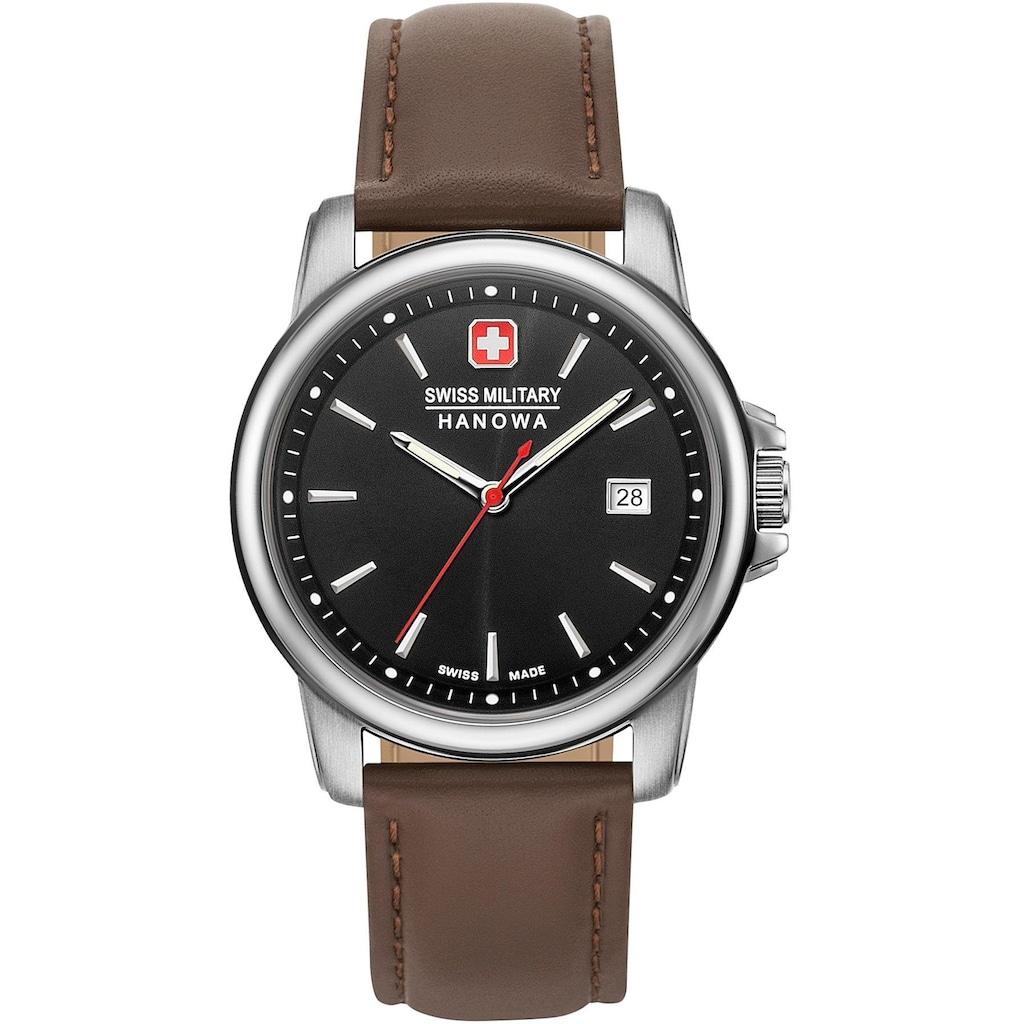 Swiss Military Hanowa Schweizer Uhr »SWISS RECRUIT II, 06-4230.7.04.007«