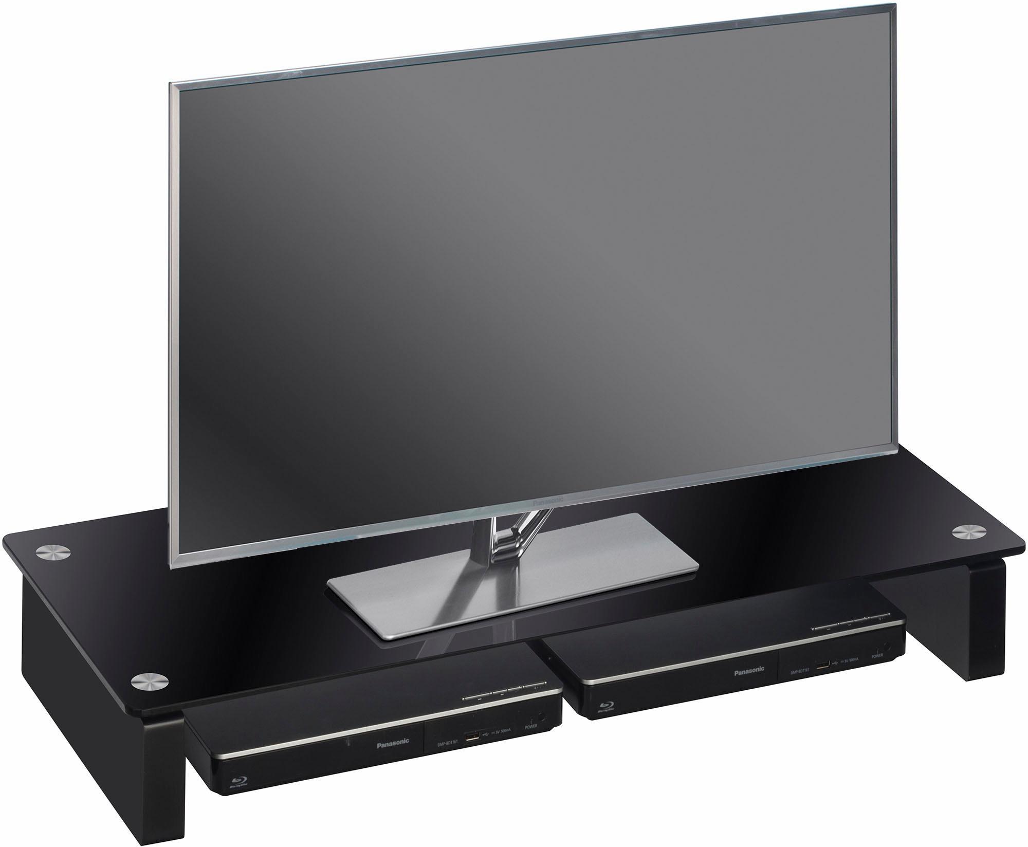 tv m bel schwarz preisvergleich die besten angebote. Black Bedroom Furniture Sets. Home Design Ideas