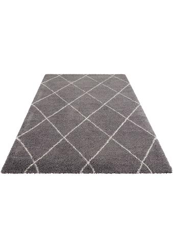 Leonique Hochflor-Teppich »Belle«, rechteckig, 35 mm Höhe, Scandi Design, weiche... kaufen