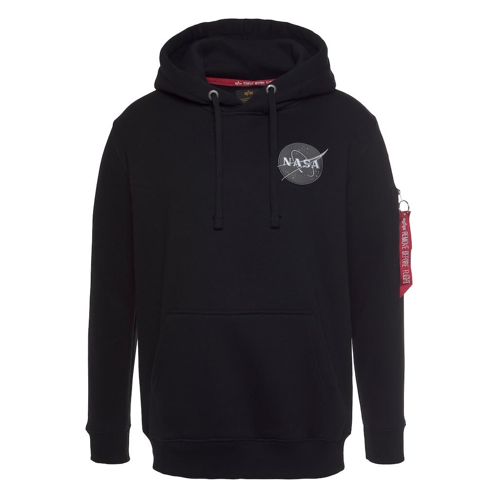 Alpha Industries Kapuzensweatshirt »Space Shuttle Hoody Sweat«