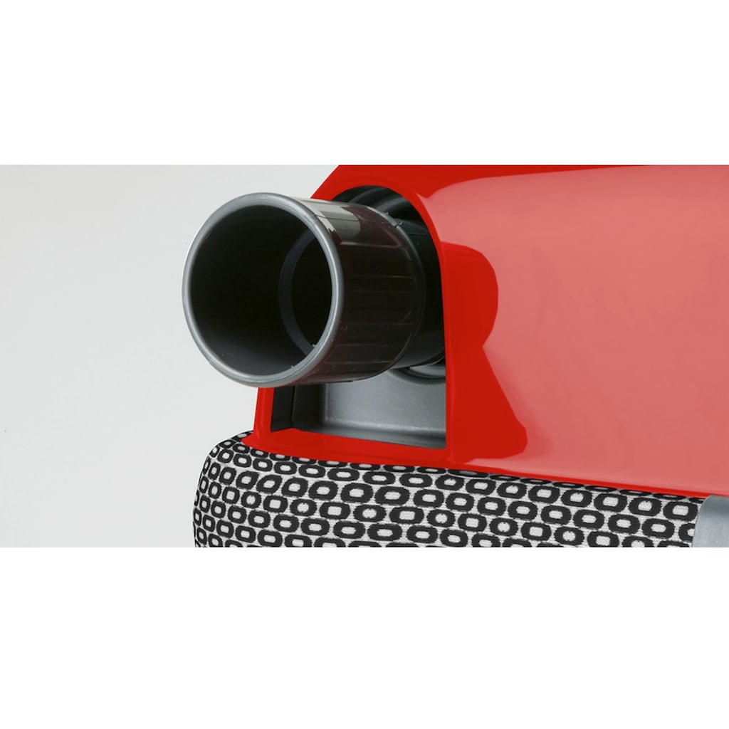 SEBO Bodenstaubsauger »Airbelt K1 Allstar«, 890 W, mit Beutel, Ergonomischer Handgriff, Sanftanlauf