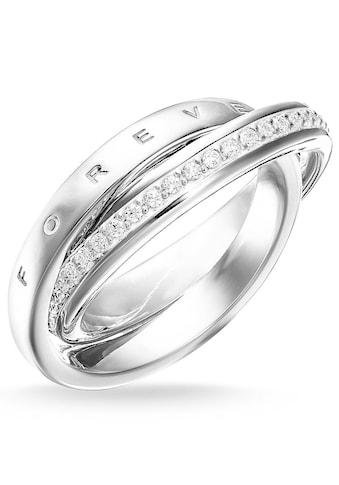 THOMAS SABO Silberring »TR2099 - 051 - 14« kaufen