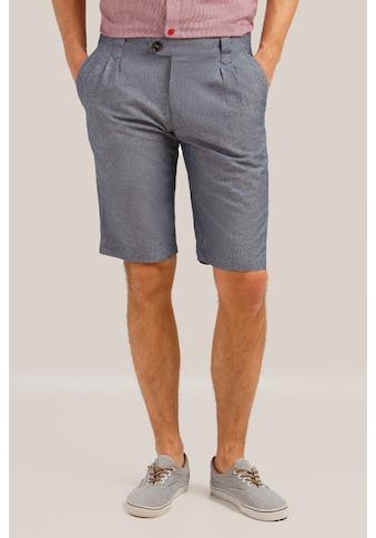 Finn Flare Shorts, mit geradem Schnitt kaufen