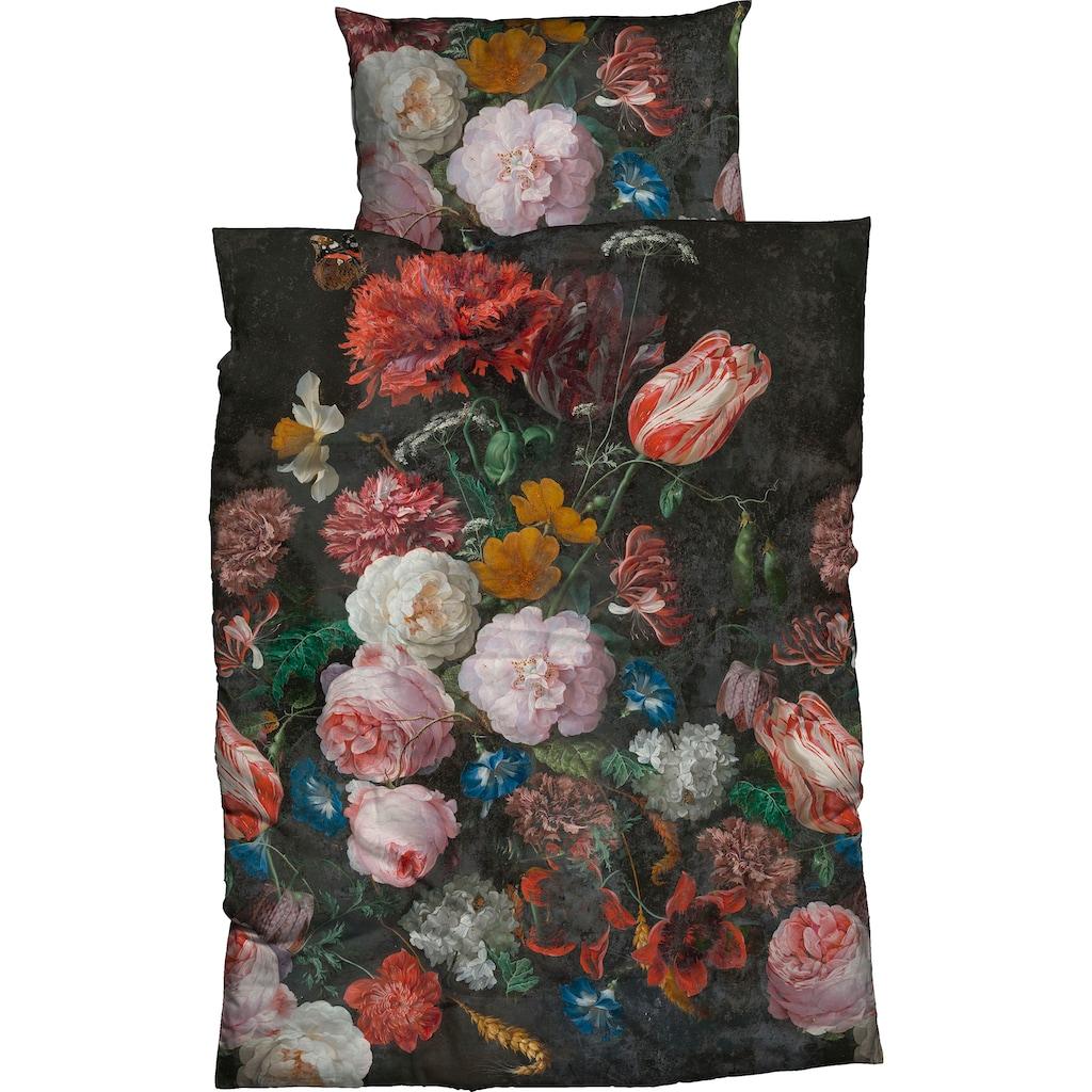 CASATEX Bettwäsche »Mirandola«, mit floralem Dessin