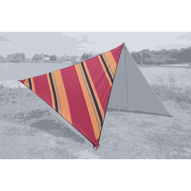 BENT Tarp-Zelt »Canvas Set Oriental/Caribbean/New Zealand« (mit Transporttasche)