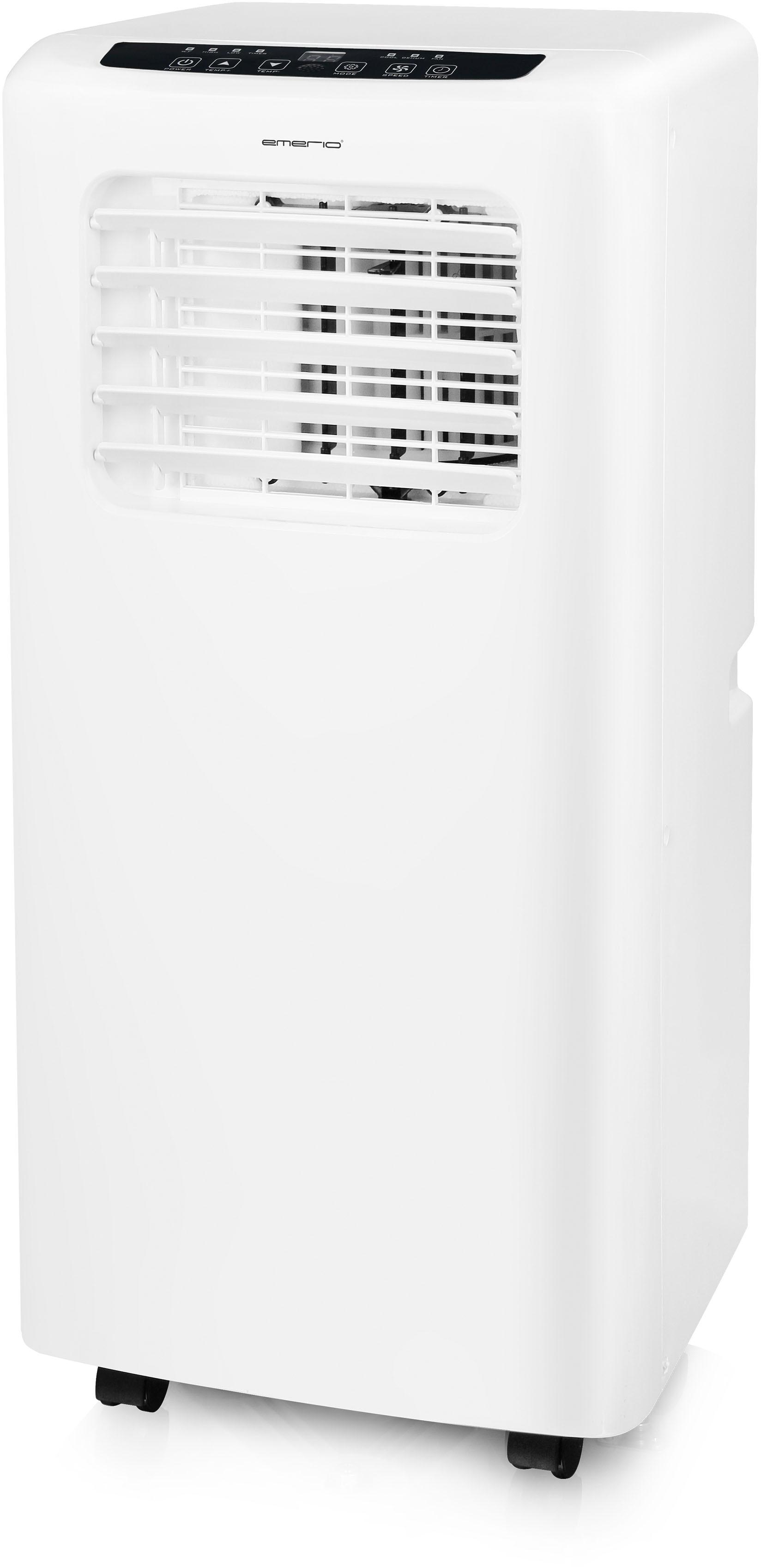 Emerio 3-in-1-Klimagerät PAC-122838 EEK A weiß Klimageräte Klimageräte, Ventilatoren Wetterstationen Haushaltsgeräte Klimagerät