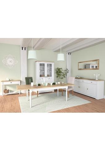 Home affaire Esstisch »Cottage« kaufen