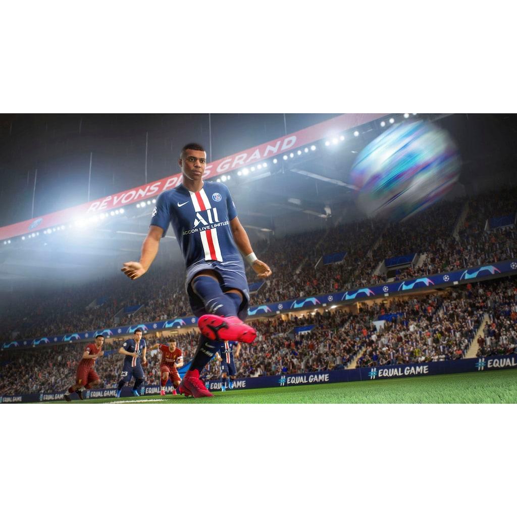 Electronic Arts Spiel »FIFA 21«, PlayStation 4, inkl. BVB Headset schwarz