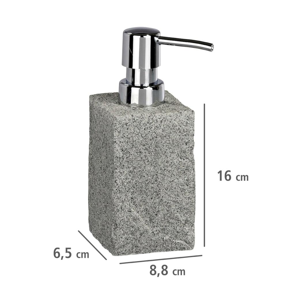 WENKO Seifenspender »Granit«