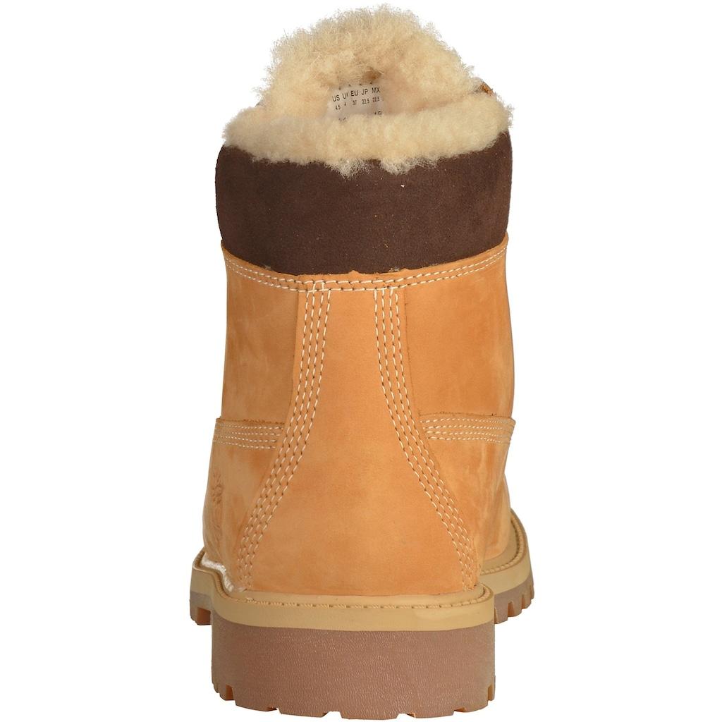 Timberland Schnürstiefelette »Leder«