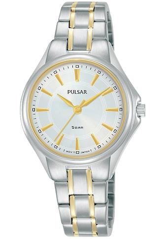 Pulsar Quarzuhr »Pulsar Damen Quarz, PH8499X1« kaufen