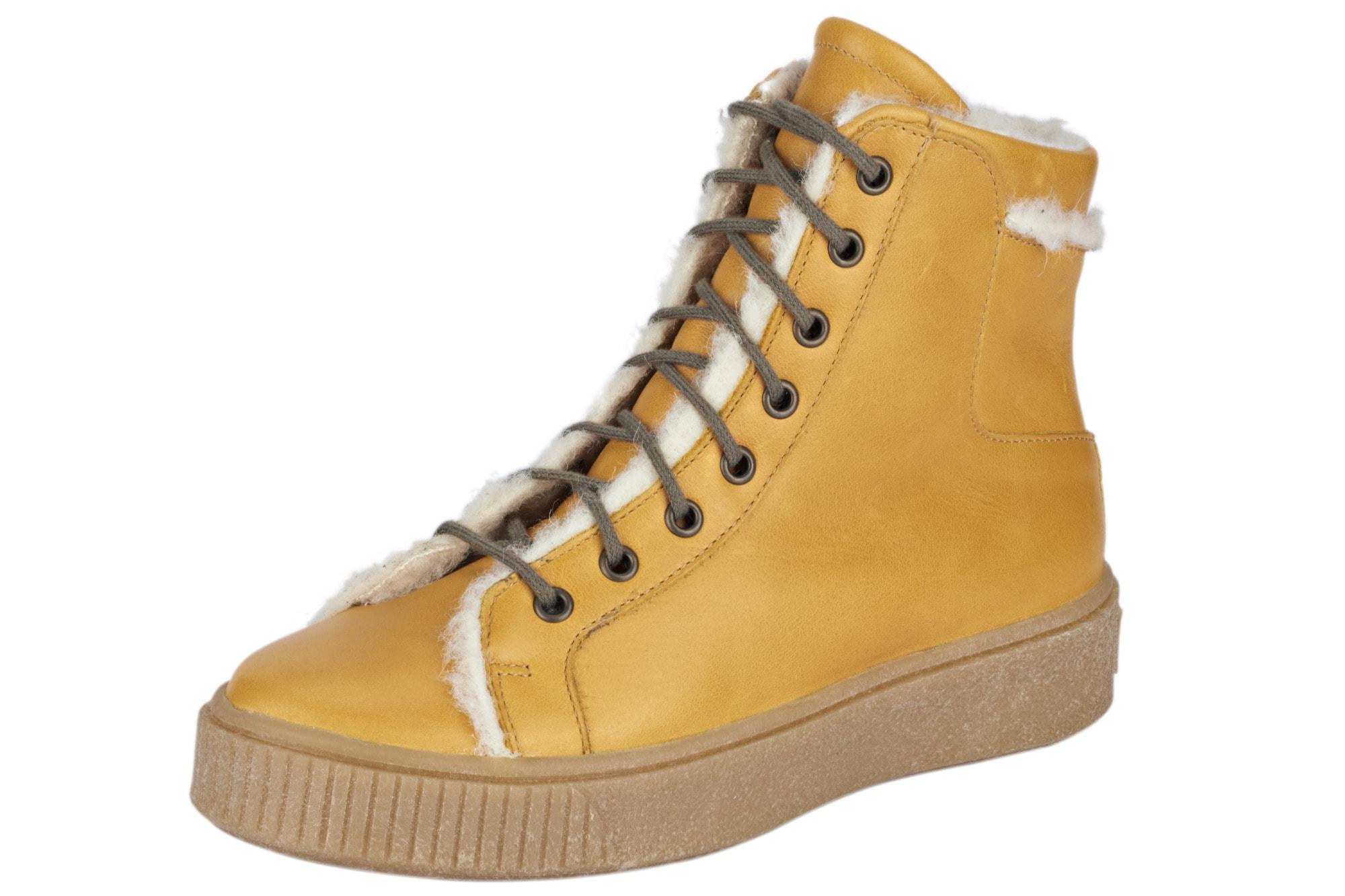 Werner Schuhe Stiefelette mit trendiger breiter Sohle | BAUR