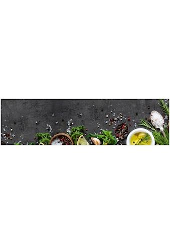 MYSPOTTI Küchenrückwand »mySPOTTIfixy Mario«, selbstklebende und flexible Küchenrückwand - Folie kaufen