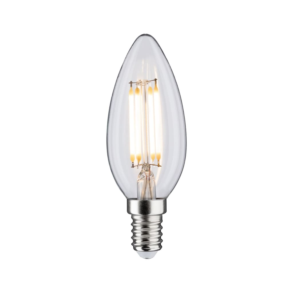 Paulmann LED-Leuchtmittel »LED Kerze 5W E14 2.700K touch dimmer«, 1 St., Warmweiß