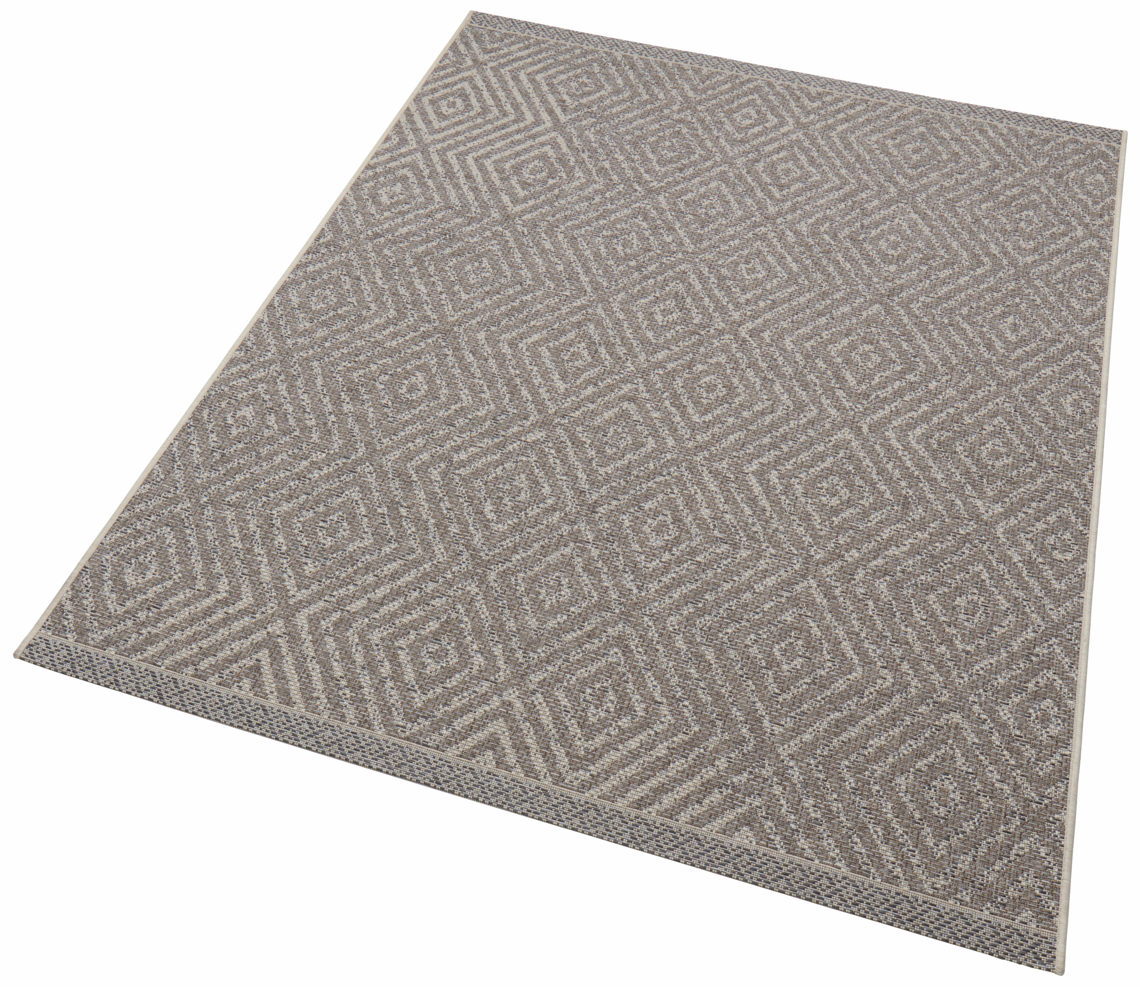 Teppich Sea freundin Home Collection rechteckig Höhe 4 mm maschinell gewebt