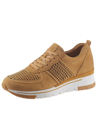 Tamaris Wedgesneaker »PureRelax«, mit Wechselfußbett kaufen
