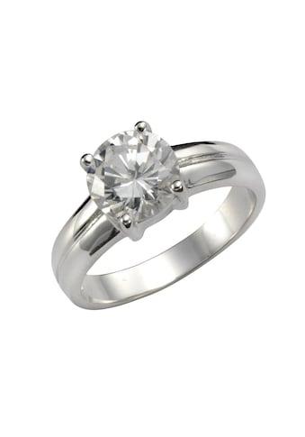 Vivance Ring »925/ -  Sterling Silber rhodiniert Zirkonia« kaufen