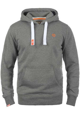 Solid Hoodie »BennHood«, Kapuzensweatshirt mit kontrastfarbenenen Details kaufen