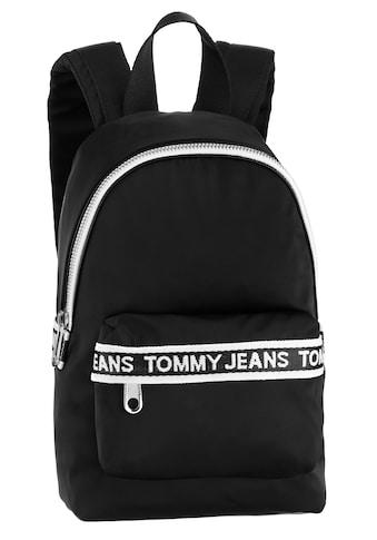 Tommy Jeans Cityrucksack »Mini Logo Tape«, in kleinem Format kaufen