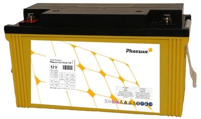 Phaesun Solarakkus »AGM Sun Store 150«, 12 V kaufen