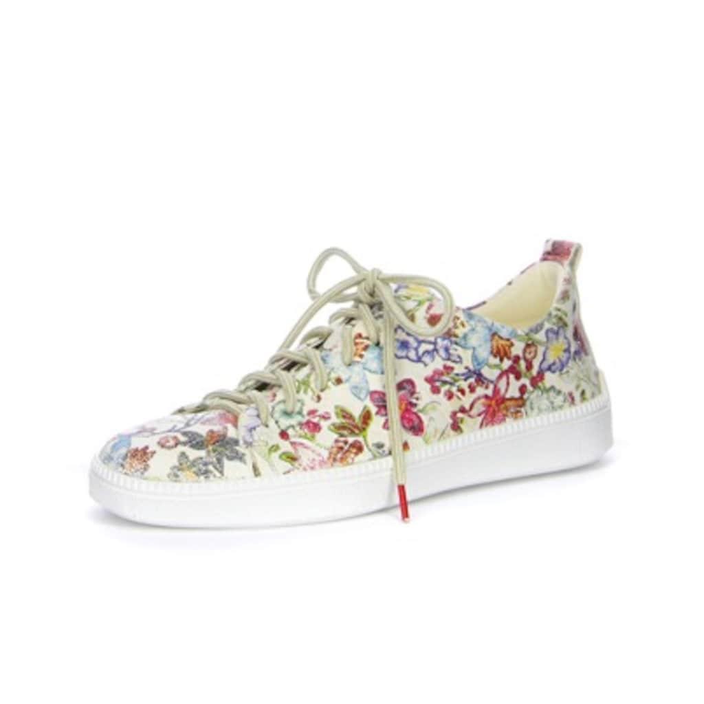 Think! Sneaker »Turna«, mit schönem Blumenprint